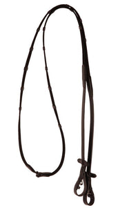 Kingsley Snaffle Bridle Flat Leather Black/Cob