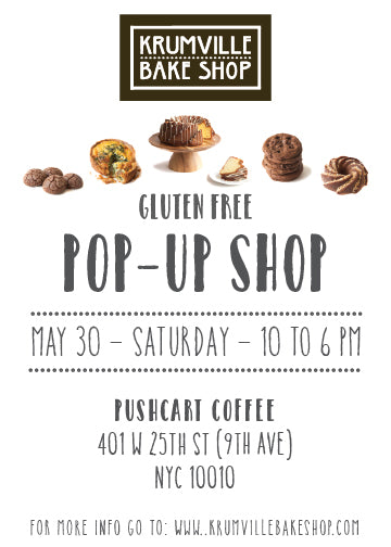 Our 1st Pop-up shop!