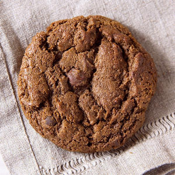 Double Chocolate Chip Cookie Gluten-free - Krumville Bake Shop