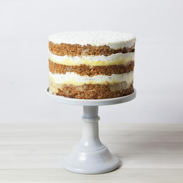 Carrot Layer Cake   Gluten-free - Krumville Bake Shop