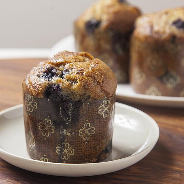 Blueberry Apple Muffin - Gluten-free - Krumville Bake Shop