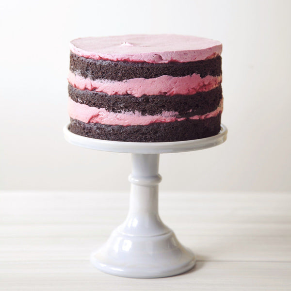 Raspberry Chocolate Cake Gluten-free