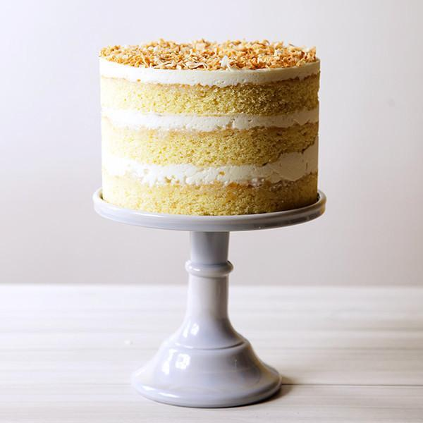 Coconut Layer Cake Gluten-free