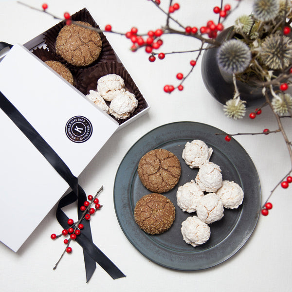 Choco-Coco Cookie Gift Box - Krumville Bake Shop