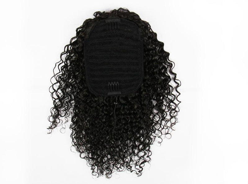 blown out hair, ponytail extensions human hair