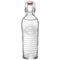Officina Water Bottle | 40.5 oz, Italian Glass Pitcher - Finedine | The Best And Beyond