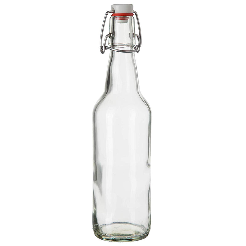 Easy Cap Fliptop Beer Bottles - (6 Pack) 16 Ounce - Finedine | The Best And Beyond