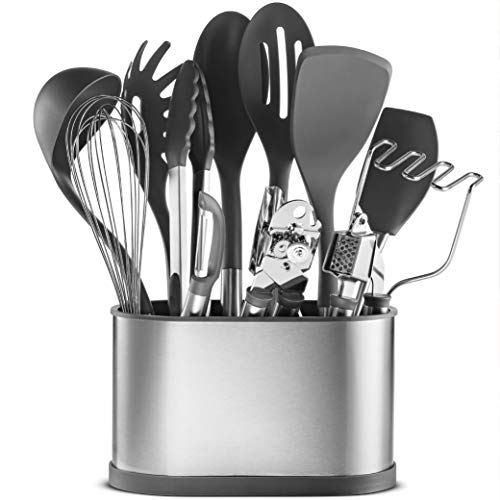 13 Piece Stainless Steel Kitchen Utensil Set Non-Stick Nylon Kitchen Tool Set