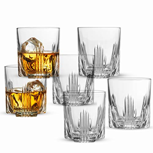 Whisky Glass Set | 9.5 Oz. Drinking Glasses - Finedine | The Best And Beyond