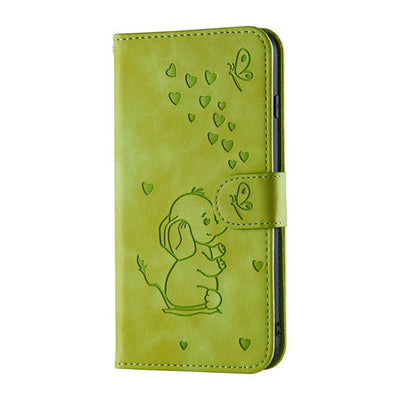 Etui protection Samsung elephanteau 3d dispo en 5 variantes