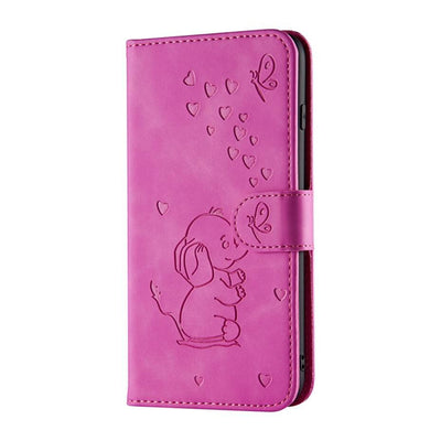 Etui protection Samsung elephanteau 3d anti choc