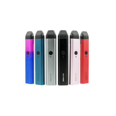 a refillable vape pen that allows vape juice without nicotine