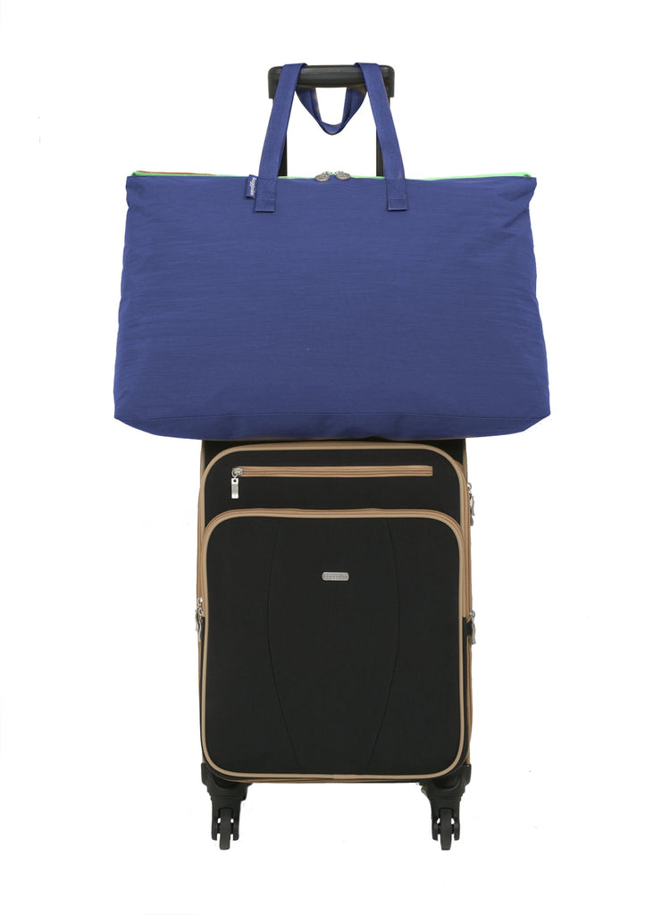 Women's Foldable On-the-Go Travel Tote