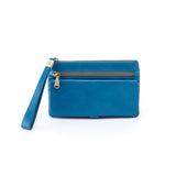 Women's Roam Hide Leather Casual Wallet Wristlet
