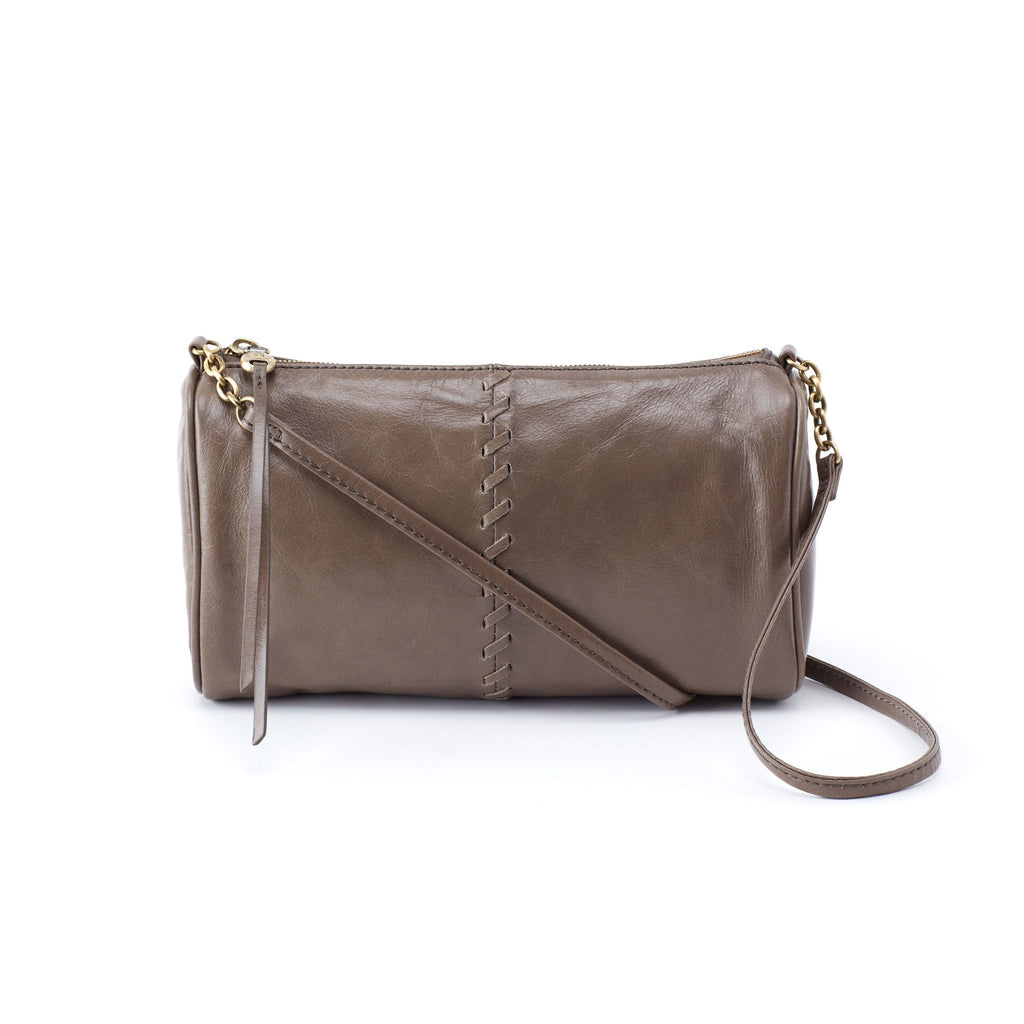 Womens's Topaz Leather Casual Crossbody Purse
