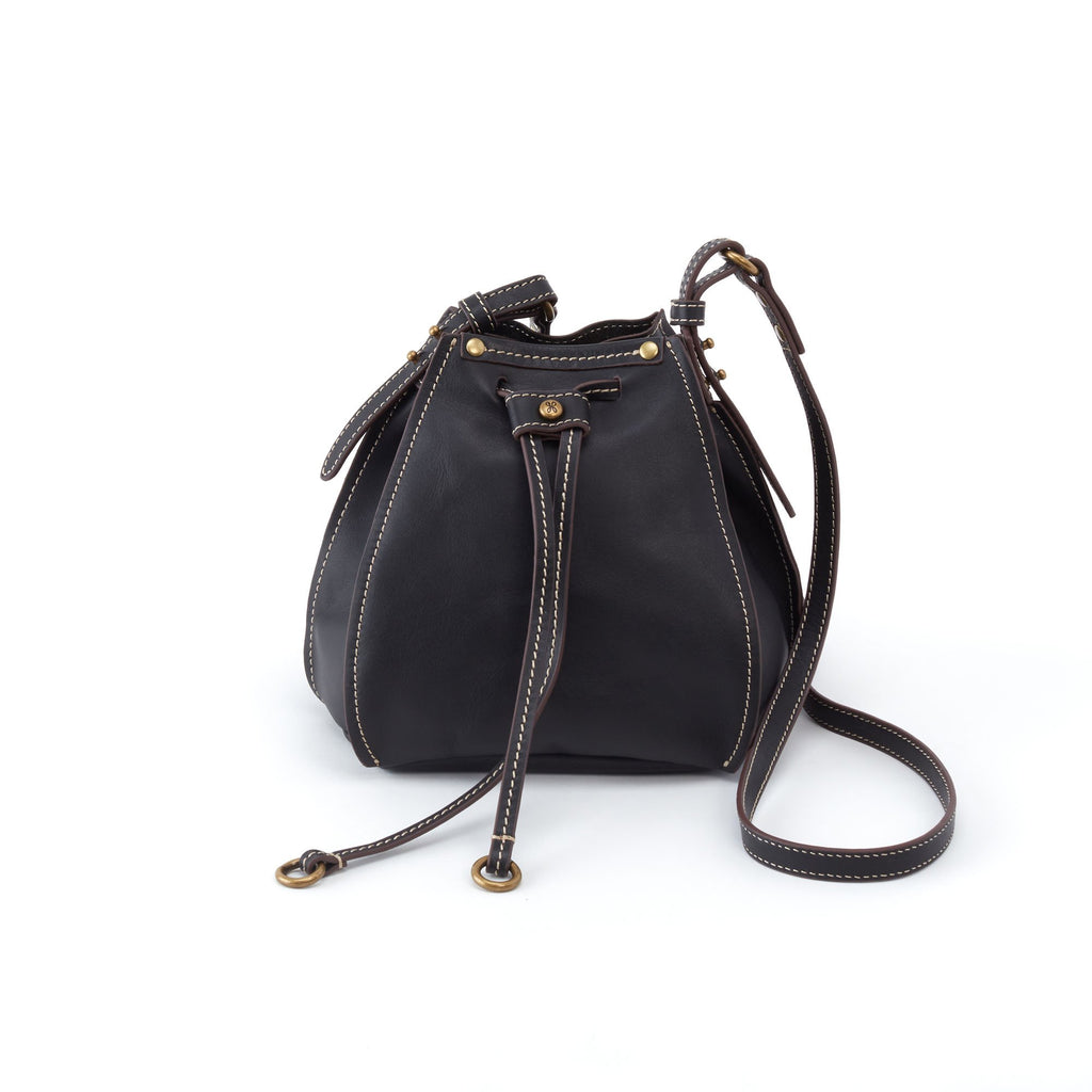 Women's Cinder Hide Leather Casual Crossbody Purse