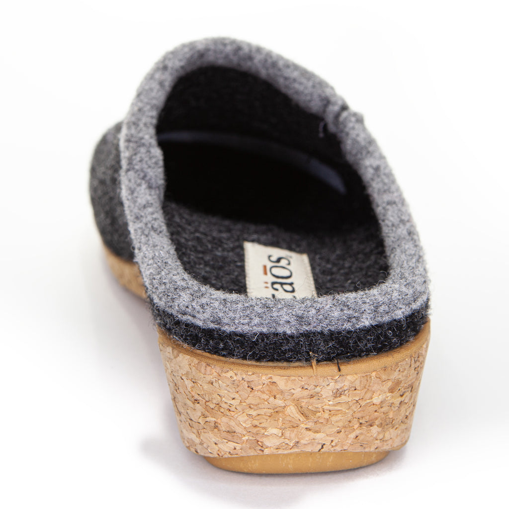 Women's Wool Do Slip On House Shoe