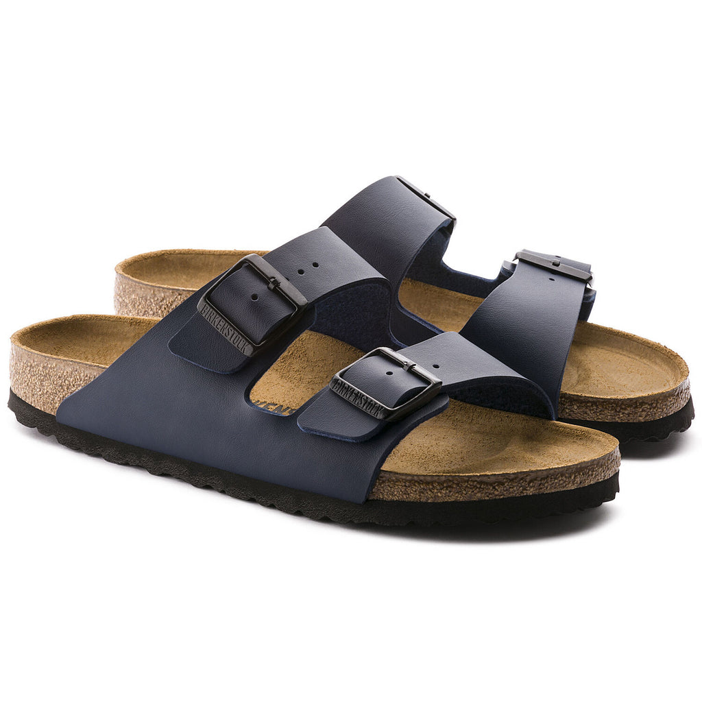 Unisex Arizona Blue Birko-Flor Slide Sandal