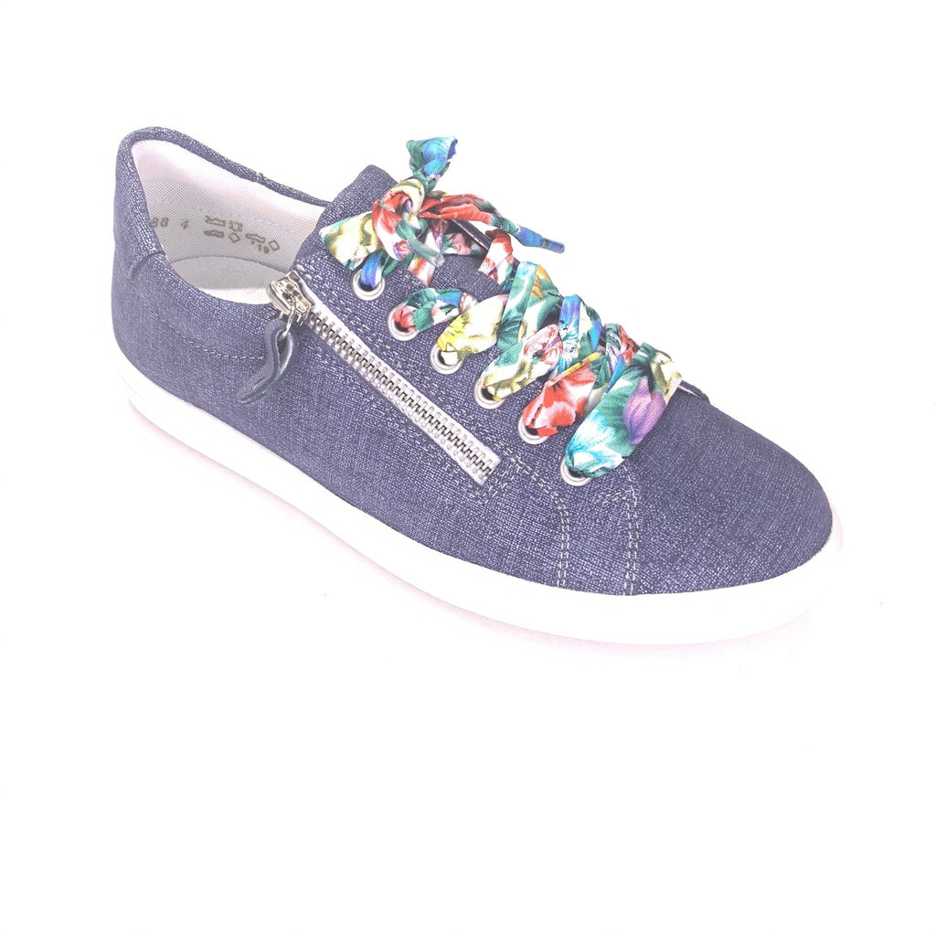 Women's D1401-12 Casual Athleisure Sneaker