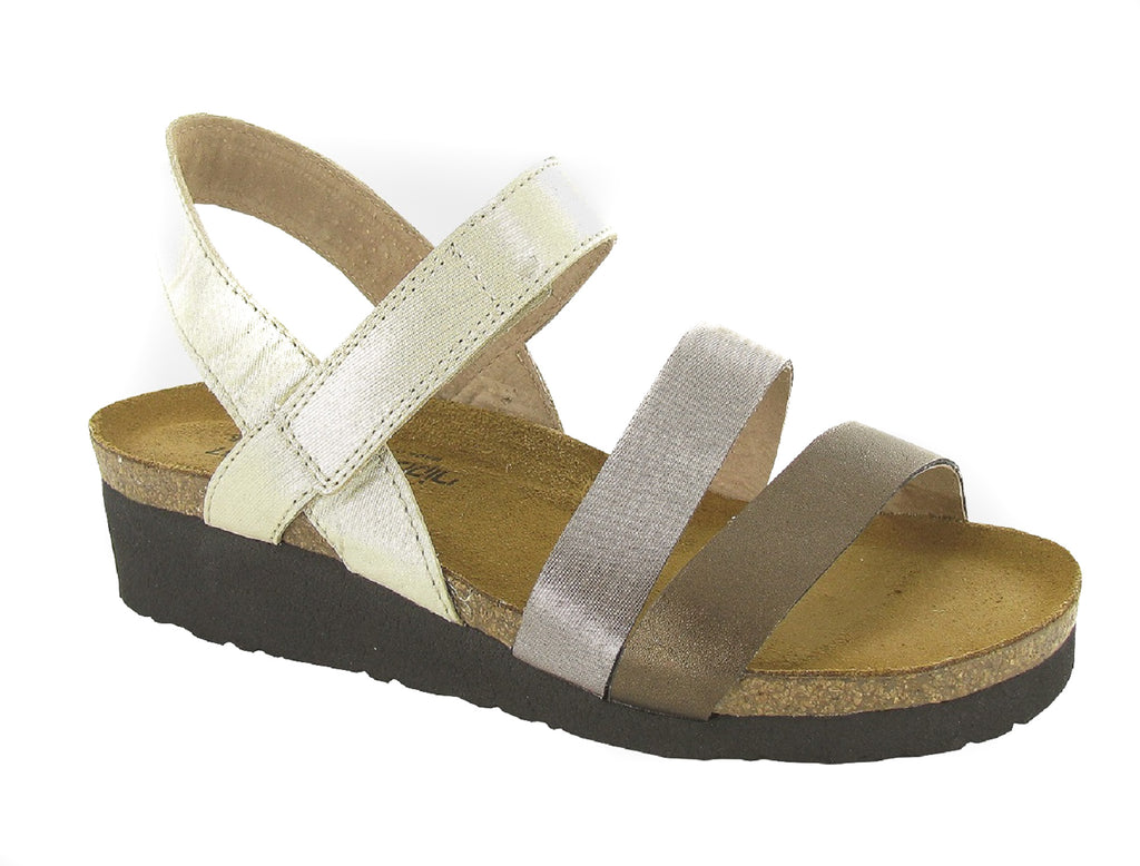 Women's Kayla Casual Sundress Sandal - Accent Colors