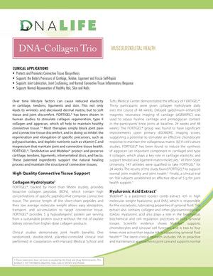 DNA - Collagen Trio