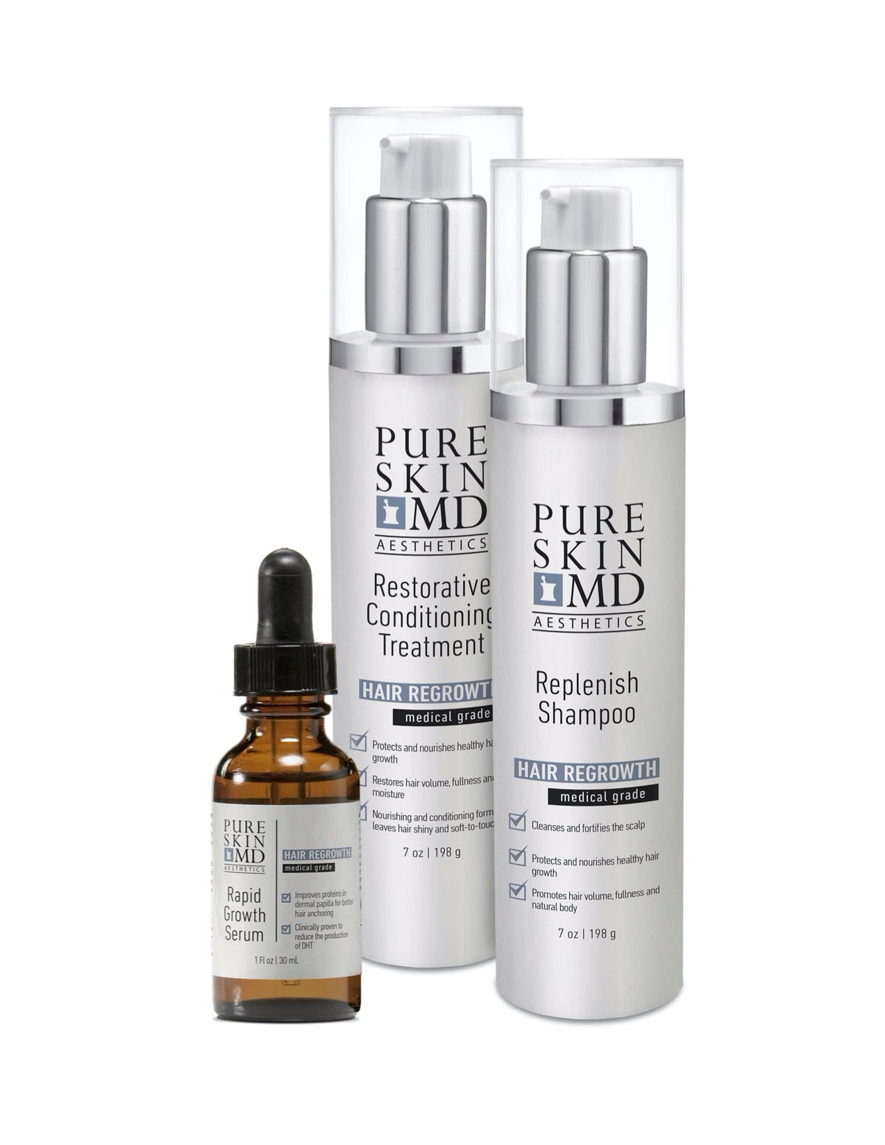 PureSkinMD™ Hair Regrowth System