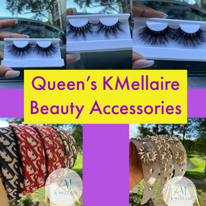 Queen's KMellaire Beauty Accessories