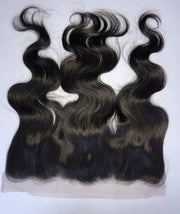 Brazilian Body Wave hair bundles hair extensions with Frontal