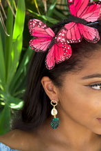 Load image into Gallery viewer, Willa Pink Butterfly Headpiece