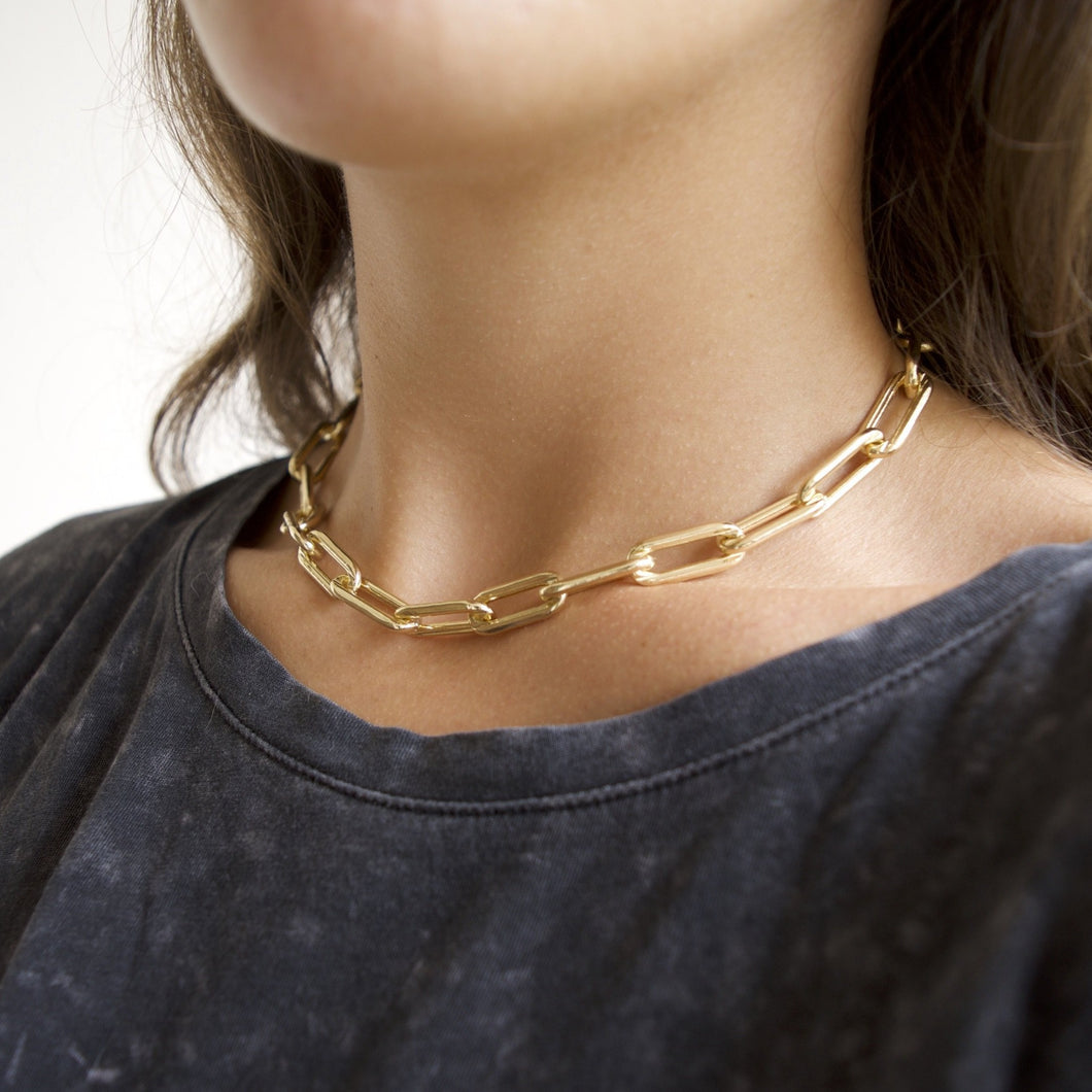 The Chunky Link Choker
