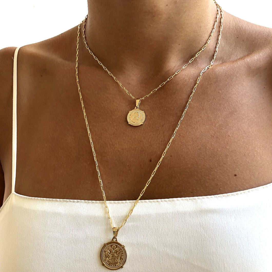 Double Dainty Medallion