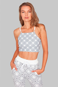 Lineage Crisscross Four-Way Top