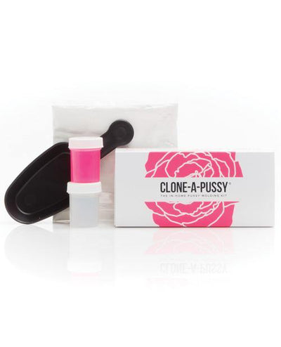 Clone-a-pussy Kit - Hot Pink