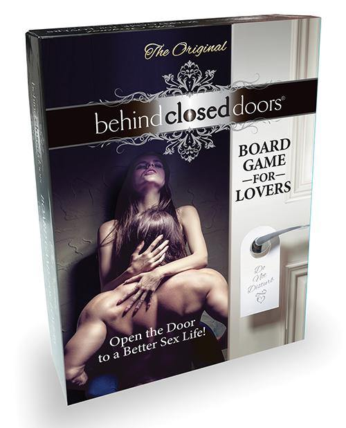 Behind Closed Doors 4 Sex Dice Game - SEXYEONE