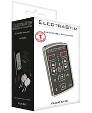 Electrastim Flick Duo Stimulator Pack Em80-e