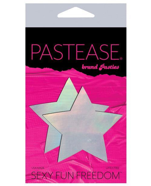 Pastease Hologram Star - O/s
