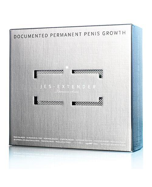 Jes Extender Titanium Penis Enlarger Kit