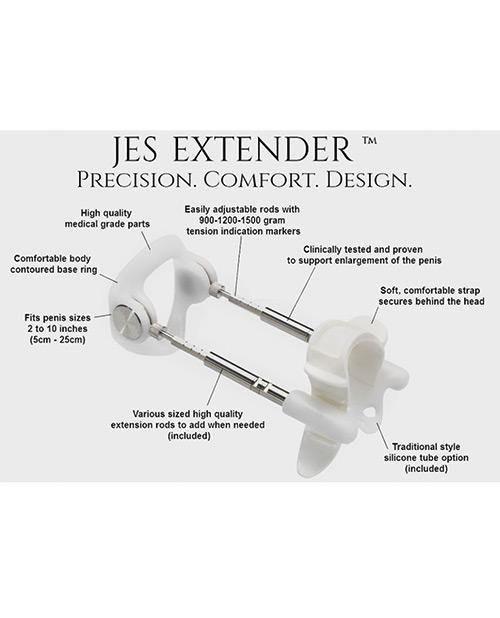 Jes Extender Standard Penis Enlarger Kit