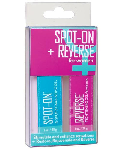 Spot On & Reverse Creams For Women - Pack Of 2