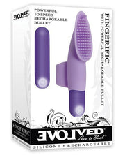 Evolved Fingerific Rechargeable Bullet - Purple
