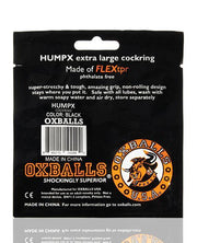 Oxballs Humpx Cockring -