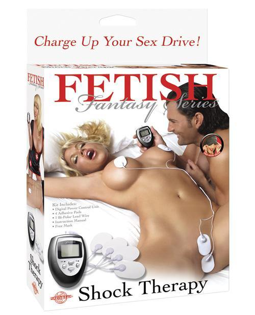 Fetish Fantasy Series Shock Therapy Electro Sex Kit - SEXYEONE