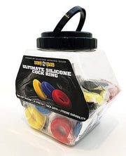 Boneyard Ultimate Ring Fishbowl Of - 50 Pcs Asst. Colors