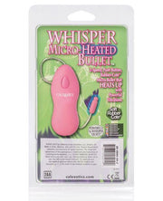 Whisper Micro Heated Bullet - Pink