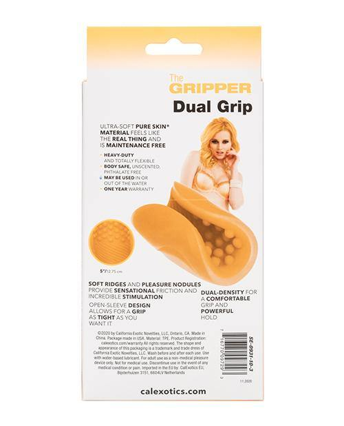 The Gripper Dual Grip - Orange