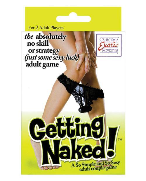 Getting Naked! Game - SEXYEONE