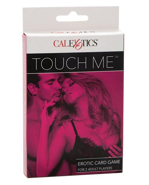Touch Me Erotic Card Game