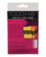 Touch Me Erotic Card Game - SEXYEONE
