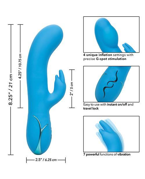 Insatiable G Inflatable G Bunny - Blue