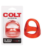 Colt Snug Xl Tugger Enhancer Ring - Red